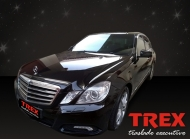 Mercedes Benz E350 Avantgarde - Blindada